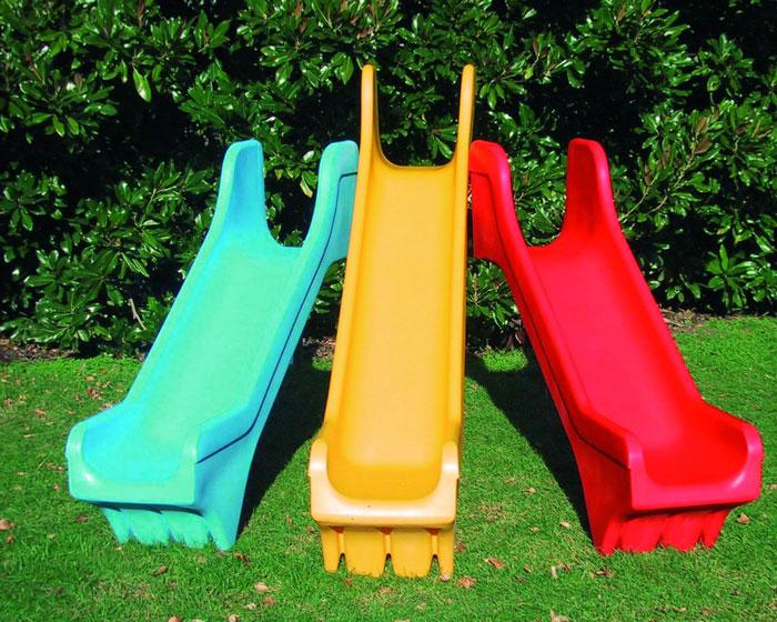 Scivoli da giardino  robusti e completamente riciclabili: Mobiespans